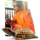 HOLY TURTLE MAHA LARP TOA THONG Wat Pree-da-rarm Lp Amulet Wat Thai Buddha Phra