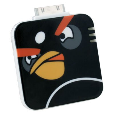 For iPhone External Powerstation Battery Charger Black