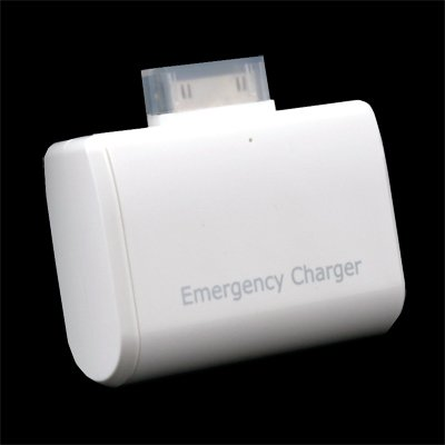 Backup & AA Battery Emergency Charger For iPhone iPod