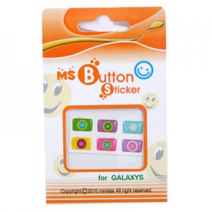 Button 6colors Home Button Samsung Galaxy S2 P1000