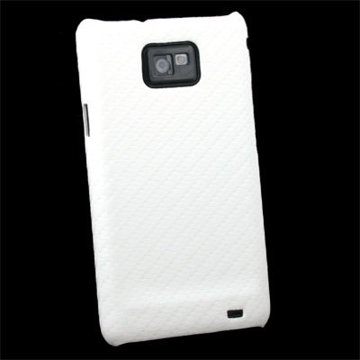Matts Pattern Hard Case For Samsung Galaxy S2 i9100 White