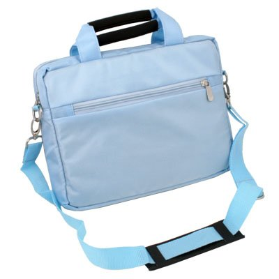 "Blue Laptop Carry Shoulder Case Bag Cover for 10.1""Samsung P7510 P7100 iPad 1/2 Acer A500 W500"