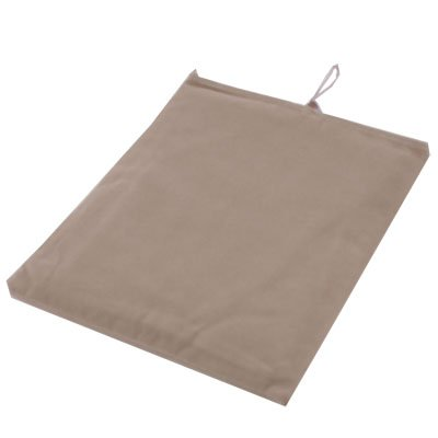 For iPad 2 & iPad Suede Fabric Sleeve Pouch Bag Khaki