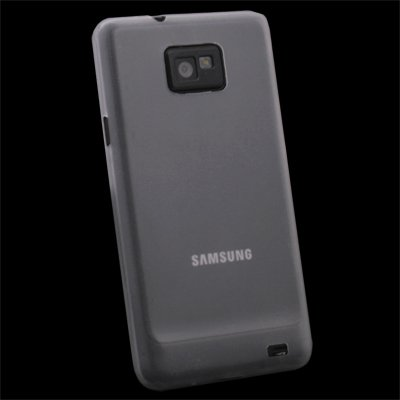 White Ultra Thin 0.35mm Slim Case Cover for Samsung Galaxy S2 i9100