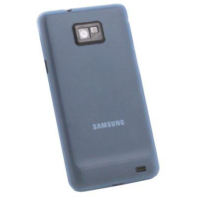 Blue Supper Thin 0,35 3.5g Slim Case for Samsung Galaxy S2 i9100