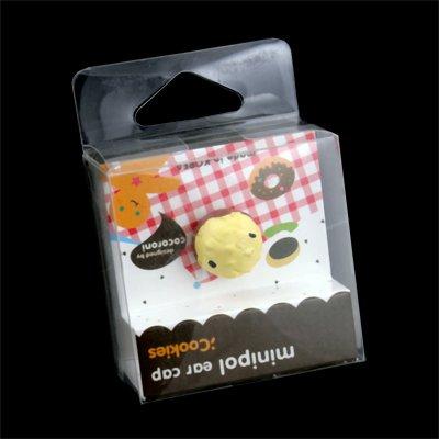 3.5mm Minipol Earphone Dust Cap (Lemon Doughnut)