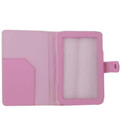 Pink Leather Case Jacket for Barnes & Noble Nook Color