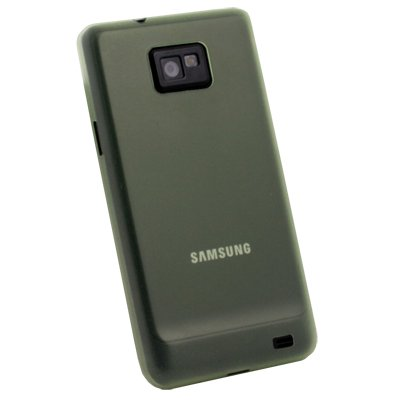 Green Super Thin 0.35mm 3.5g Slim Case for Samsung Galaxy S2 i9100