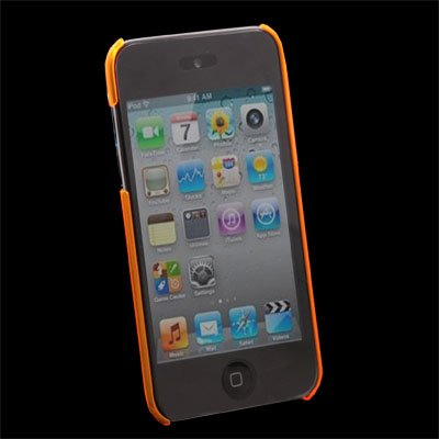 Unbreakable Case Cover for Apple iTouch 4 4th Orange