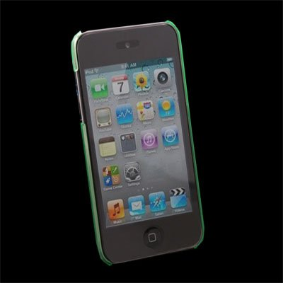 For Apple iPod Touch 4 4th Unbreakable Case Cover Green
