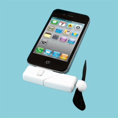 Cool Dock Fan Gadgets Cooler for Iphone 4 4G 4S