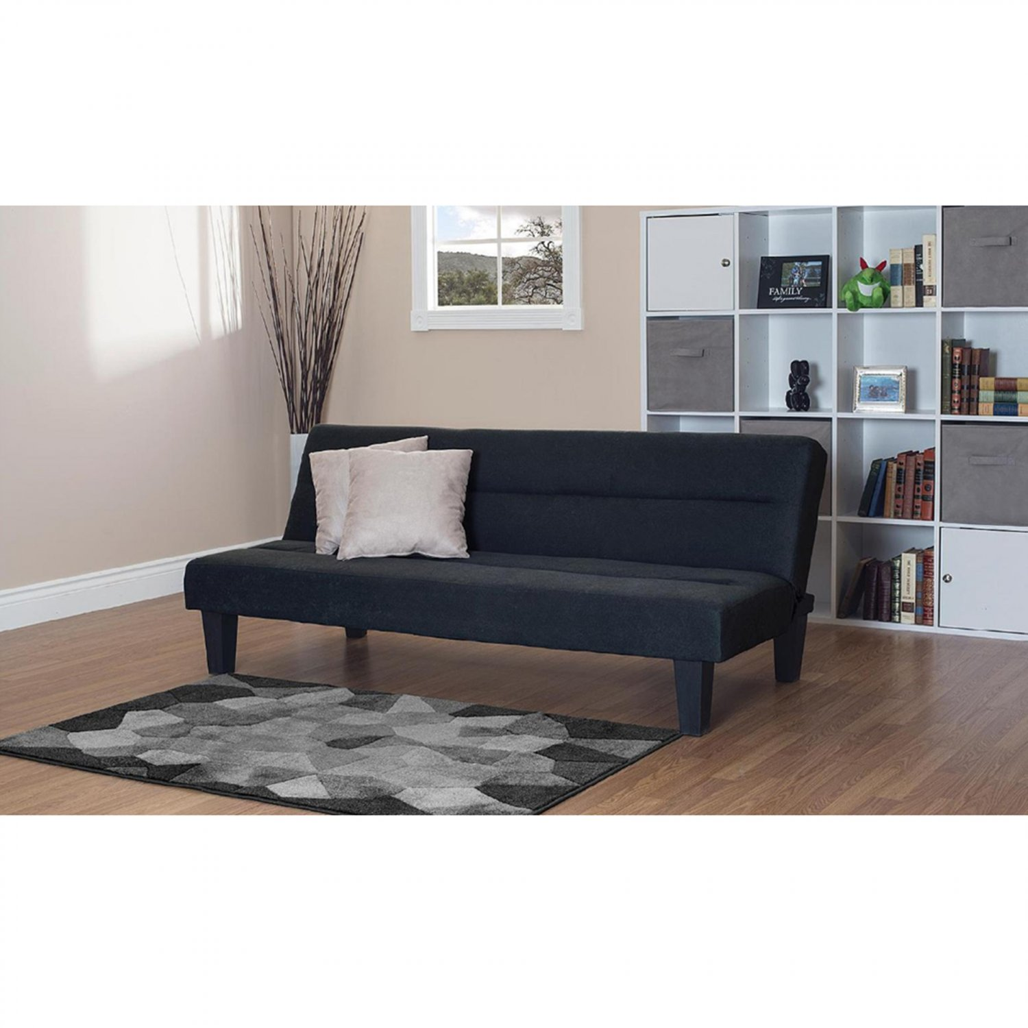 Convertible Sofa Bed Futon Couch Sleeper Lounge Ship US Country Only AS 164