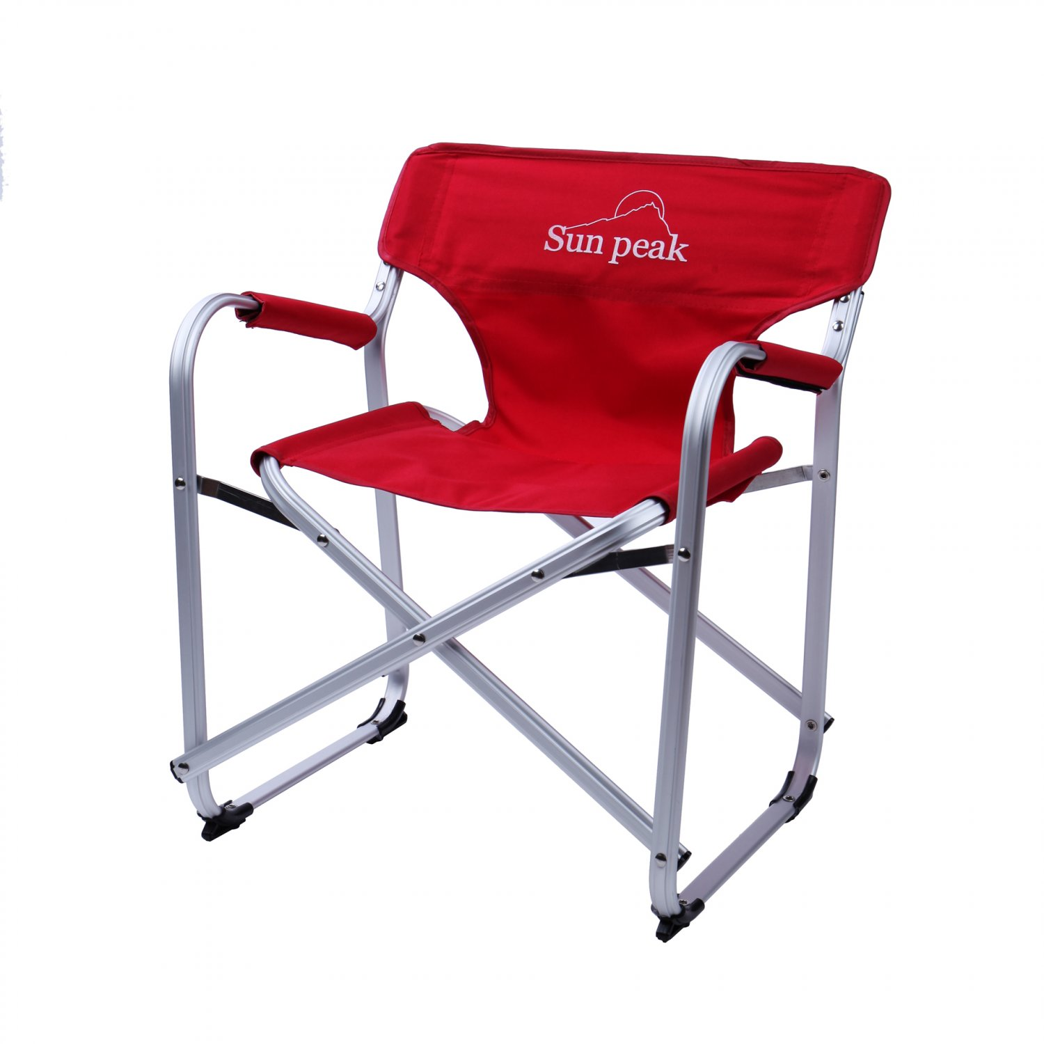 Lightweight Mini Portable Folding Chair Camping Seat W Carry Bag Red Ship US