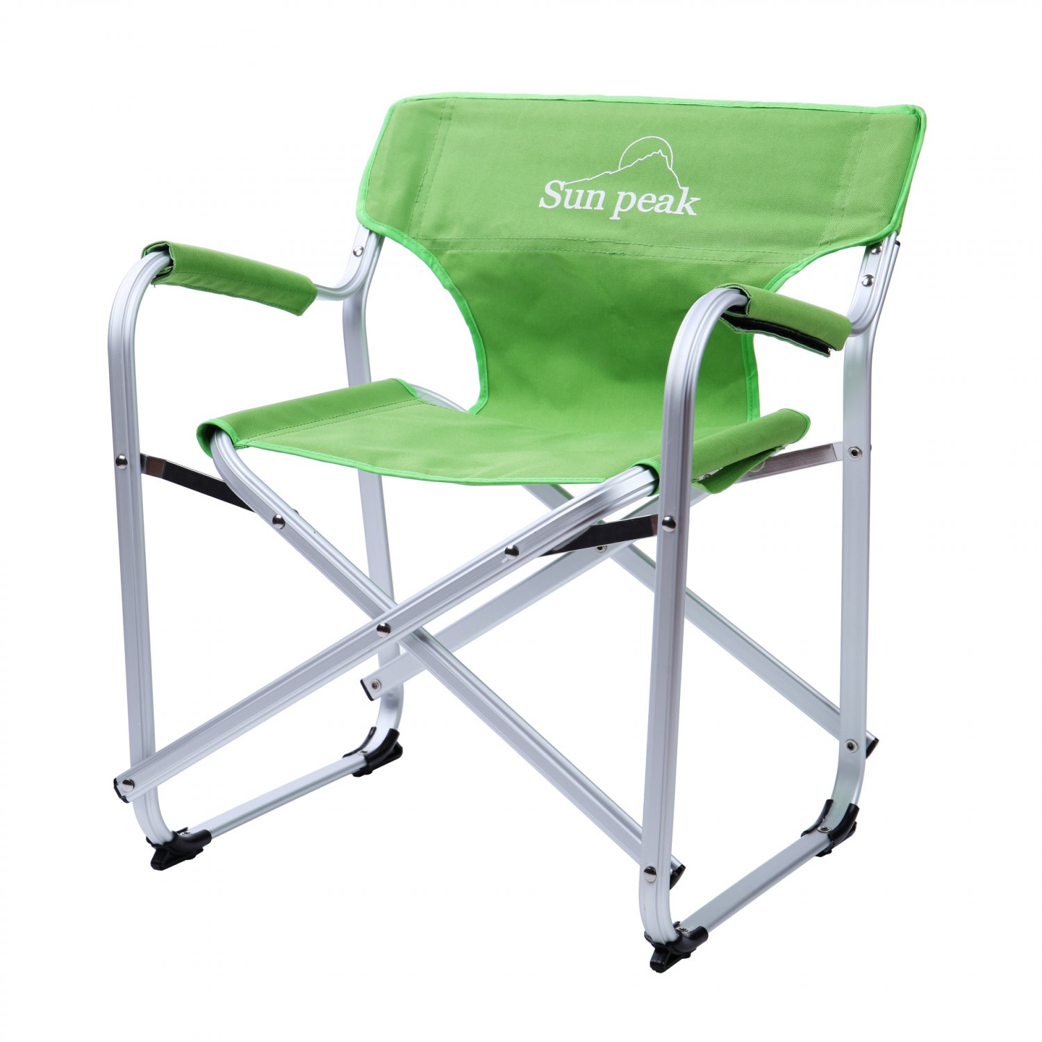 Lightweight Mini Portable Folding Chair Camping Seat W Carry Bag Green Ship
