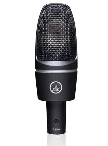 AKG C 3000 Multi Purpose Studio Condenser Microphone