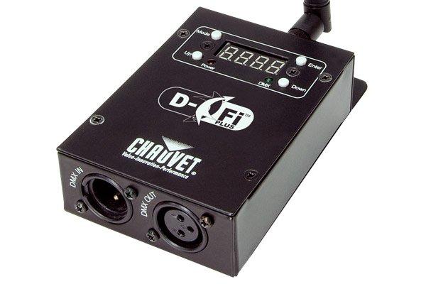 Chauvet D-Fi Plus Wireless DMX Transmitter/Receiver
