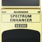 Behringer SE200 Sound Enhancement Effects Pedal