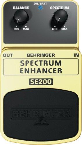 Behringer SE200 Sound Enhancement Effects Pedal