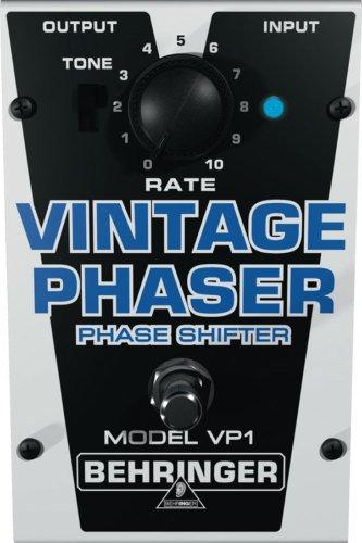 Behringer VP1 Vintage Style Phase Shifter Guitar Effect