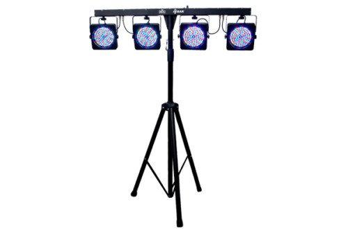 Chauvet 4BAR 15 Channel DMX512 LED Wash Lighting Effect