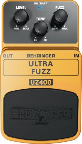 Behringer UZ400 Behringer UZ400 Classic Fuzz Distortion