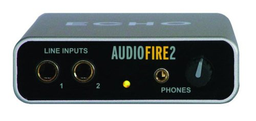 Echo AudioFire2 Compact FireWire Audio Interface