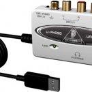 Behringer U-Phono UFO202 USB Audio Interface