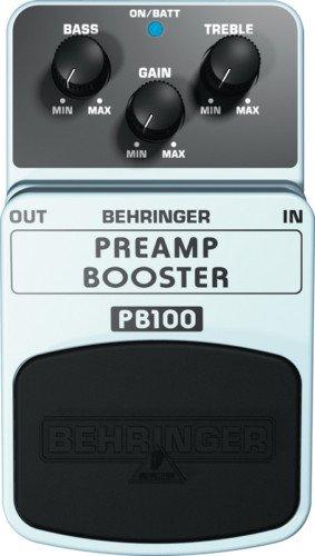 Behringer PB100 Volume Booster Pedal