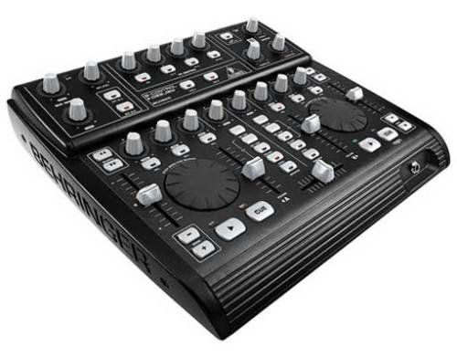 Behringer B-Control DeeJay BCD3000 DJ Control Surface