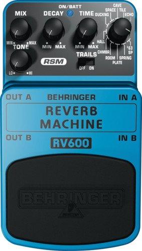 Behringer RV600 Reverb Machine Pedal