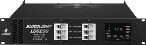 Behringer LD6230 Eurolight Lighting Dimmer Pack