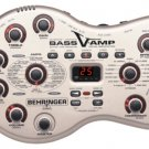 Behringer Bass V Amp Multi Effects Processor