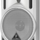 Behringer EUROLIVE B208D Active PA Speaker System White