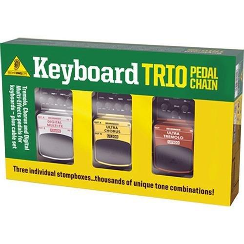 Behringer TPK989 Keyboard Trio Pedal Pack