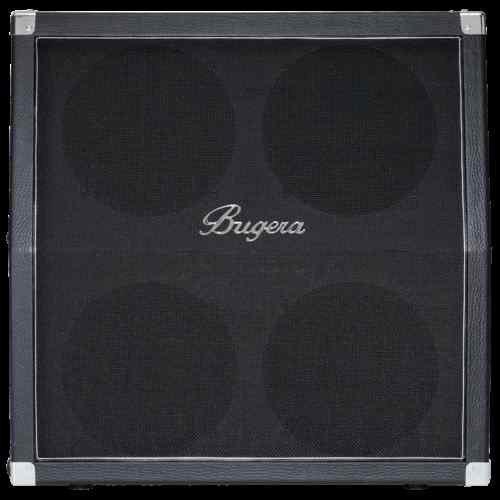 Bugera 412H-BK Classic 200W 4x12 Guitar Speaker Cabinet