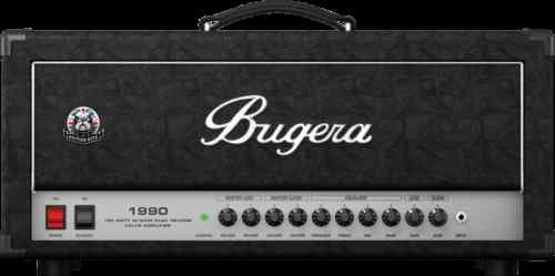 Bugera 1990 Dual Reverb Valve Guitar Amplifier Head