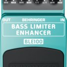 Behringer BLE100 Bass Limiter Enhancer Pedal