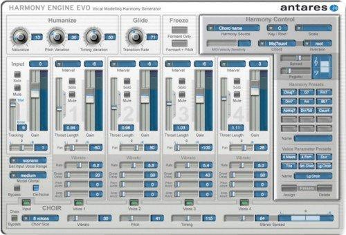 Antares Harmony Engine EVO