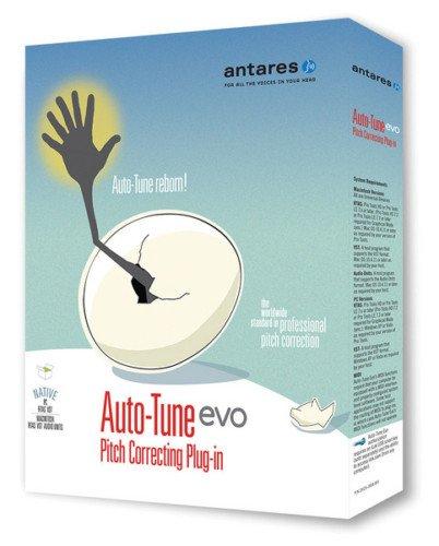 Antares Auto-Tune Evo Pitch Correction Software