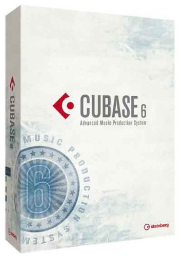 Cubase 6 Advanced Music Production Software