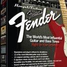 IK Multimedia Amplitube Fender Amp Modeling Software