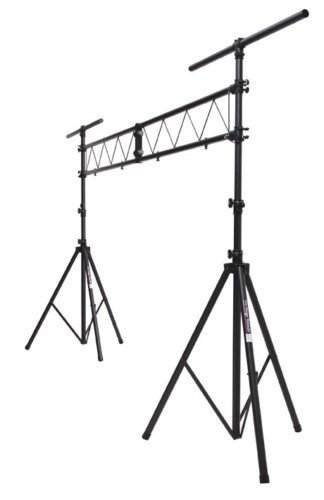 On Stage LS9790 Lighting Stand with 10' Truss