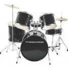 Drum Fire DK7500-GB 5 Piece Drum Set Brand New