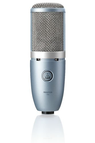 AKG Perception 220 Large Diaphragm Condenser Microphone