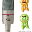 AKG C 4000 B Multi Pattern Studio Microphone