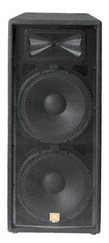 """JBL JRX125 Dual 15"""" Passive PA Speaker 500 watts"""