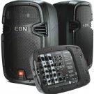 JBL EON210P  Portable PA System
