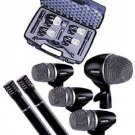 Shure PGDMK6 PG 6-Piece Drum Microphone Package