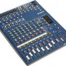 Yamaha MG124CX 12-Input Stereo Mixer with Compression and Effects
