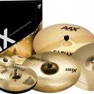 Sabian AAX/HHX Arena Mix Cymbal Pack